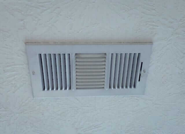 How to seal air vents
