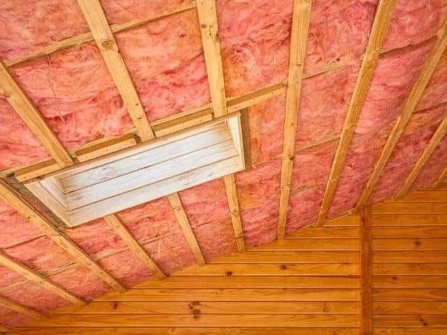 Batt insulation - flame resistance