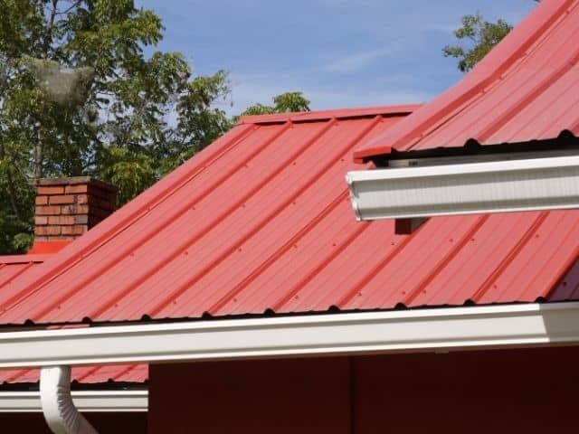 Can metal roofing be installed directly over plywood?