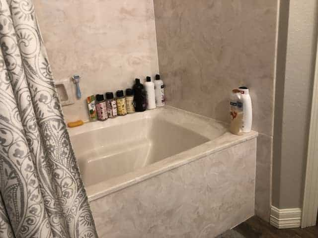 Why bathtubs are cold and how to solve it.