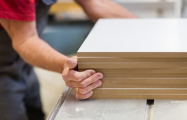 High density fiberboard pros and cons.