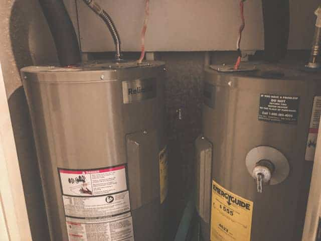 How to troubleshoot a water heater that isn't filling up.